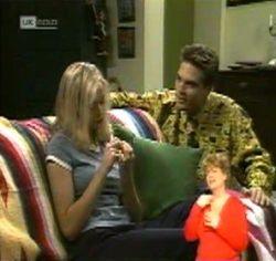 Annalise Hartman, Mark Gottlieb in Neighbours Episode 2157