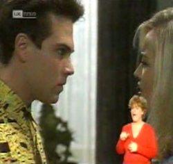 Mark Gottlieb, Annalise Hartman in Neighbours Episode 2157