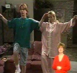 Brett Stark, Helen Daniels in Neighbours Episode 2157