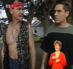 Dave Gottlieb, Mark Gottlieb in Neighbours Episode 2158