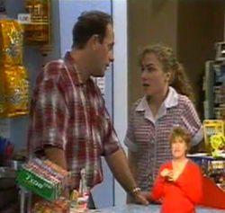 Philip Martin, Debbie Martin in Neighbours Episode 2158