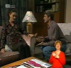 Gaby Willis, Kris Hyde in Neighbours Episode 2159