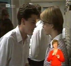 Michael Martin, Danni Stark in Neighbours Episode 2160