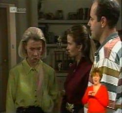 Helen Daniels, Julie Martin, Philip Martin in Neighbours Episode 2160