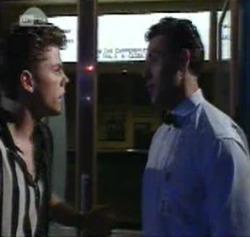 Michael Martin, Nightclub worker in Neighbours Episode 2161