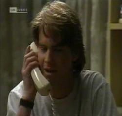 Brett Stark in Neighbours Episode 2161