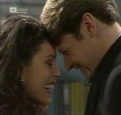 Gaby Willis, Kris Hyde in Neighbours Episode 2161