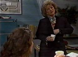 Gaby Willis, Cheryl Stark in Neighbours Episode 2162
