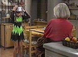 Hannah Martin, Helen Daniels in Neighbours Episode 2162