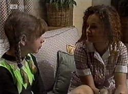 Hannah Martin, Cody Willis in Neighbours Episode 2162