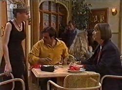 Debbie Martin, Andrew MacKenzie, Anne Teschendorff in Neighbours Episode 2162