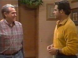 Doug Willis, Andrew MacKenzie in Neighbours Episode 2163