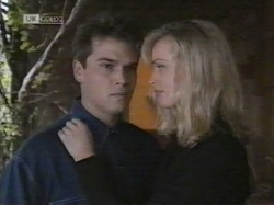 Mark Gottlieb, Annalise Hartman in Neighbours Episode 2163