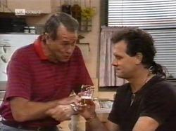 Doug Willis, Dave Gottlieb in Neighbours Episode 2163