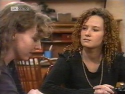 Debbie Martin, Cody Willis in Neighbours Episode 2163