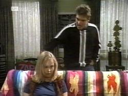 Annalise Hartman, Mark Gottlieb in Neighbours Episode 2164