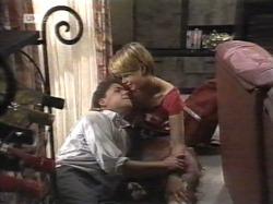 Michael Martin, Danni Stark in Neighbours Episode 2164
