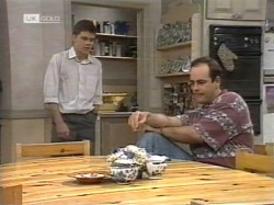 Michael Martin, Philip Martin in Neighbours Episode 2164