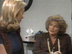 Annalise Hartman, Cheryl Stark in Neighbours Episode 2164