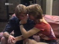 Brett Stark, Danni Stark in Neighbours Episode 2164