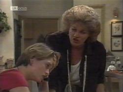 Danni Stark, Cheryl Stark in Neighbours Episode 2164