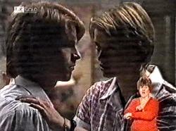 Brett Stark, Danni Stark in Neighbours Episode 2165