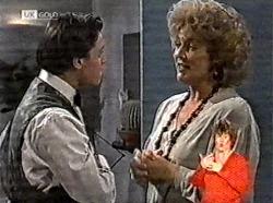 Rick Alessi, Cheryl Stark in Neighbours Episode 2165