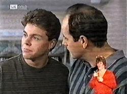Michael Martin, Philip Martin in Neighbours Episode 2165