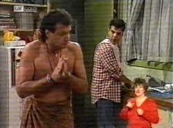 Dave Gottlieb, Mark Gottlieb in Neighbours Episode 2168