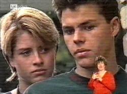 Danni Stark, Michael Martin in Neighbours Episode 2168