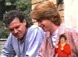 Dave Gottlieb, Brett Stark in Neighbours Episode 2168