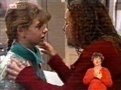 Hannah Martin, Cody Willis in Neighbours Episode 2169