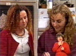 Cody Willis, Debbie Martin in Neighbours Episode 2169