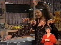 Gaby Willis in Neighbours Episode 2169