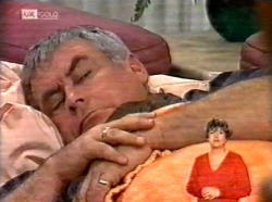 Lou Carpenter in Neighbours Episode 2169