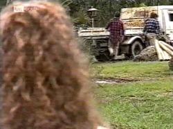 Debbie Martin, Andrew MacKenzie in Neighbours Episode 2169