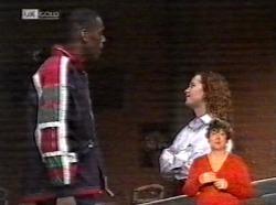 Drew Grover, Cody Willis in Neighbours Episode 2170