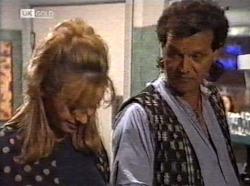 Annalise Hartman, Dave Gottlieb in Neighbours Episode 2171