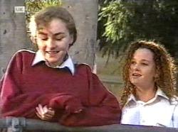 Debbie Martin, Cody Willis in Neighbours Episode 2171
