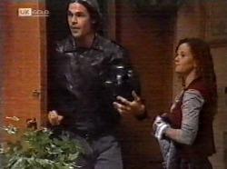 Sam Kratz, Cody Willis in Neighbours Episode 2171