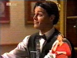 Rick Alessi in Neighbours Episode 2172