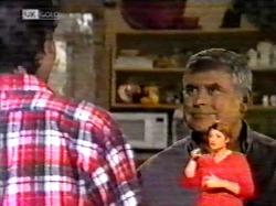 Sam Kratz, Lou Carpenter in Neighbours Episode 2172