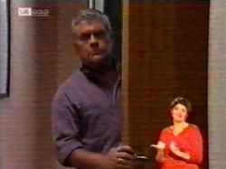 Lou Carpenter in Neighbours Episode 2172