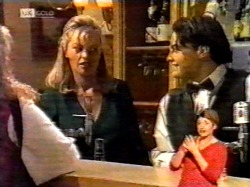 Annalise Hartman, Rick Alessi in Neighbours Episode 2172