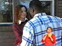 Cody Willis, Drew Grover in Neighbours Episode 2173