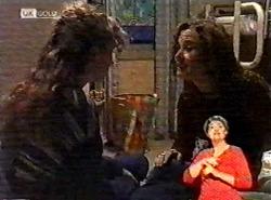 Debbie Martin, Cody Willis in Neighbours Episode 2174