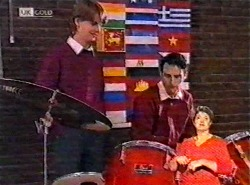 Brett Stark, Stonie Rebecchi in Neighbours Episode 2174