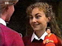 Brett Stark, Debbie Martin in Neighbours Episode 2174