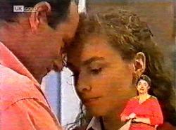 Philip Martin, Debbie Martin in Neighbours Episode 2174