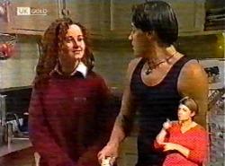 Cody Willis, Rick Alessi in Neighbours Episode 2174